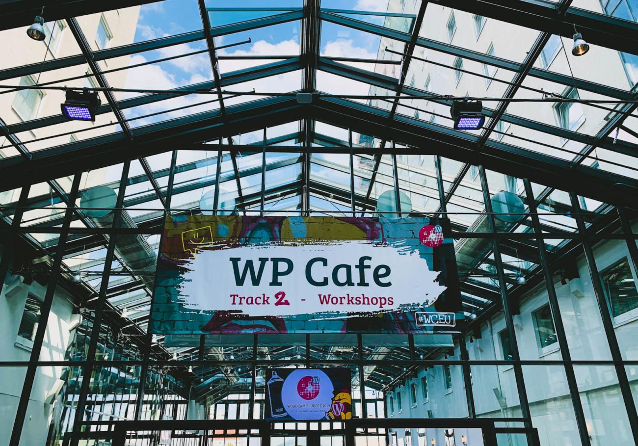 WCEU 2019 Berlin wpCafe