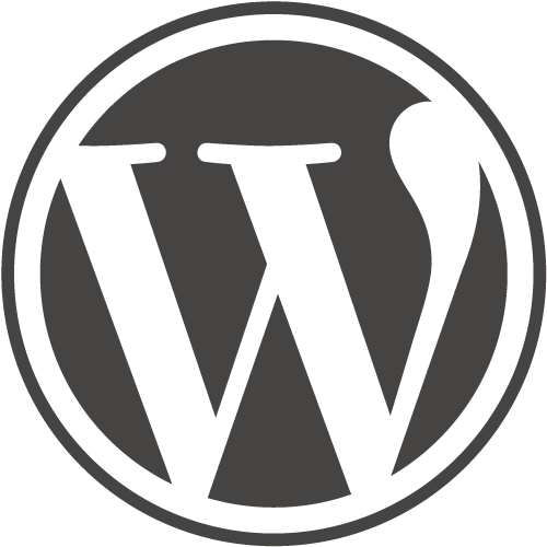 WordPress Logo Official (WordPress.org)