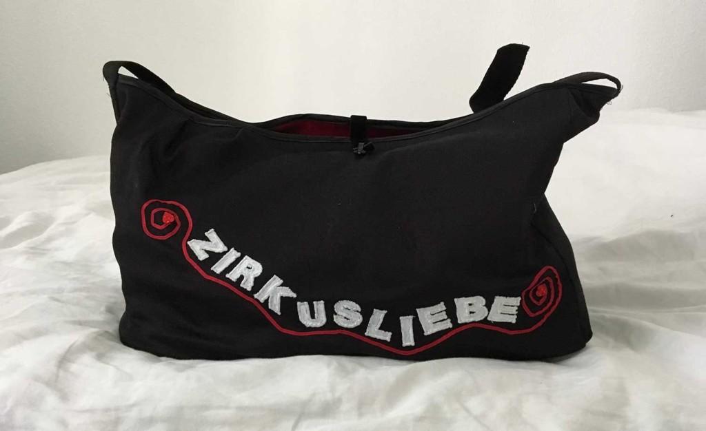 Zirkus013: Die Tasche ist gepackt, los geht's!